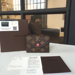 Replica Louis Vuitton Rosalie Card & Coin Purse