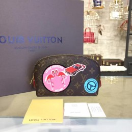 Replica Louis Vuitton Cosmetic Pouch