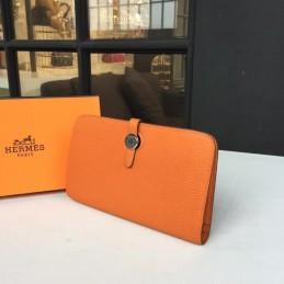 Replica Hermes Dogon Duo Wallet