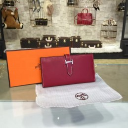 Replica Hermes Bearn Wallet