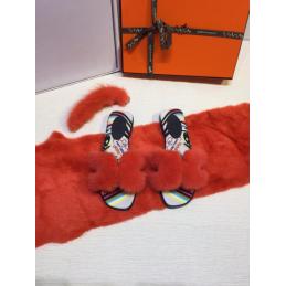 Replica Hermes Slippers