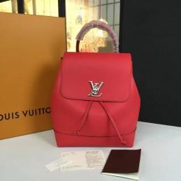 Replica Louis Vuitton Lockme Backpack
