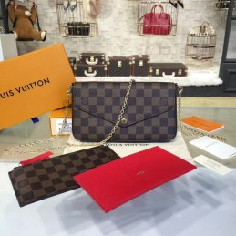 Replica Louis Vuitton Felicie Pochette
