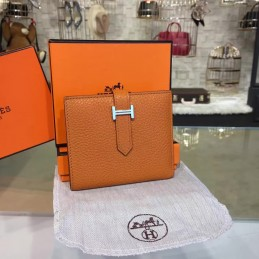 Replica Hermes Bearn Compact Wallet