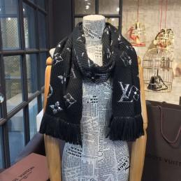 Replica Louis Vuitton Logomania Scarf
