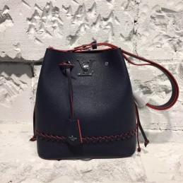 Replica Louis Vuitton Lockme Bucket