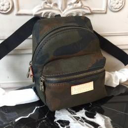 Replica Louis Vuitton Nano Apollo X Supreme Camo Backpack