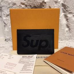 Replica Louis Vuitton Supreme Card Holder Wallet