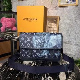 Replica Louis Vuitton Savane Chapman Messenger PM