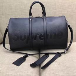 Replica Louis Vuitton Supreme Keepall Bandouliere 45