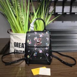 Replica Louis Vuitton Lockme Backpack Mini
