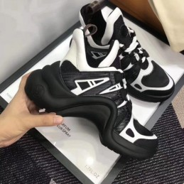 Replica Louis Vuitton Archlight Trainers Sneakers Shoes...