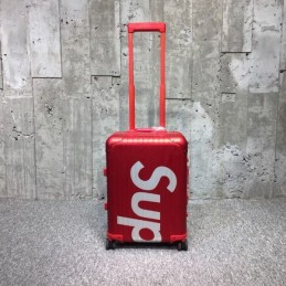 Replica Louis Vuitton Rimowa Supreme 45L Luggage