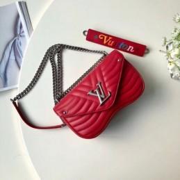 Replica Louis Vuitton New Wave Chain Bag MM