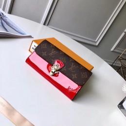Replica Louis Vuitton Cherrywood Wallet