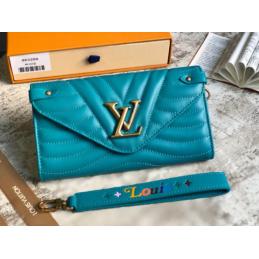 Replica Louis Vuitton New Wave Long Wallet