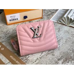 Replica Louis Vuitton New Wave Zipped Compact Wallet