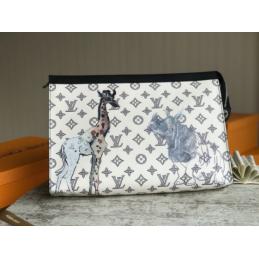 Replica Louis Vuitton Pochette Voyage Savane Chapman