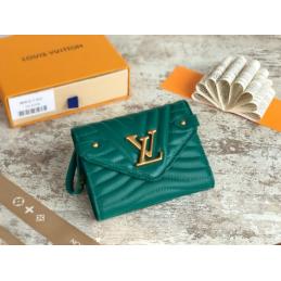 Replica Louis Vuitton New Wave Compact Wallet