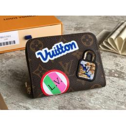 Replica Louis Vuitton Zippy Coin Purse Wallet My LV World...