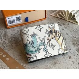 Replica Louis Vuitton Multiple Wallet Savane Chapman