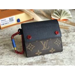 Replica Louis Vuitton Compact Wallet Men
