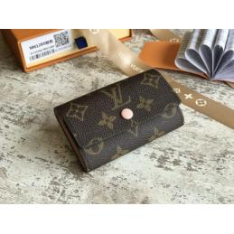 Replica Louis Vuitton 6 Key Holder