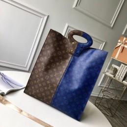 Replica Louis Vuitton Eclipse Split Shopping Bag