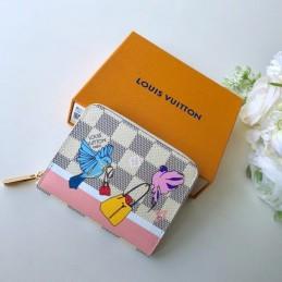Replica Louis Vuitton Zippy Coin Purse Wallet
