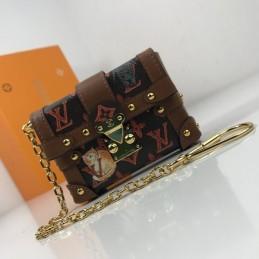 Replica Louis Vuitton Key Holder Charm Petite Malle