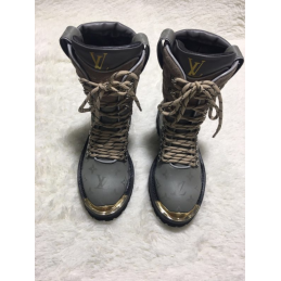 Replica Louis Vuitton Outland Ankle Boot