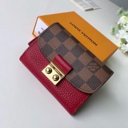 Replica Louis Vuitton Croisette Compact Wallet