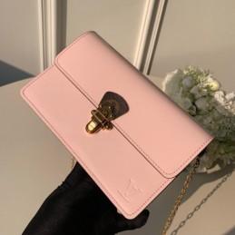 Replica Louis Vuitton Cherrywood Chain Wallet
