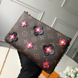 Replica Louis Vuitton Double Zip Pochette