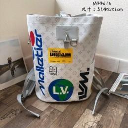 Replica Louis Vuitton Chalk Backpack