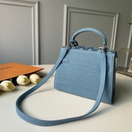 Replica Louis Vuitton Humble Travel Bag Kelly