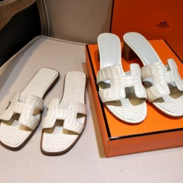 Replica Hermes Sandal Low / High Heel